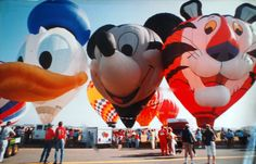 Disney Hot Air Balloons - The DIS Discussion Forums - DISboards.com