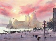 Beginner Watercolor Painting Lessons