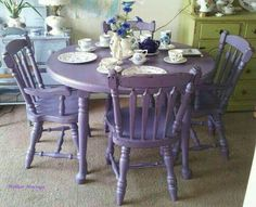 Jeweled Lilac Cottage
