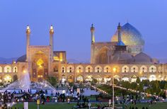 Imam mosque-Isfahan