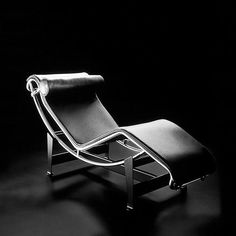 Chaise Lounge LC4 by Le Corbusier, Pierre Jeanneret, Charlotte Perriand - 1928