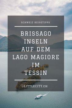 Ausflug auf die Brissago Inseln auf dem Lago Maggiore im Tessin in der wunderschönen Schweiz Dubai, Books, Travel, Switzerland, Bucket, Happiness, Day Trips, Road Trip Destinations, Travel Inspiration