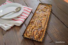 Caramelized Pear Tart | www.PancakeWarriors.com