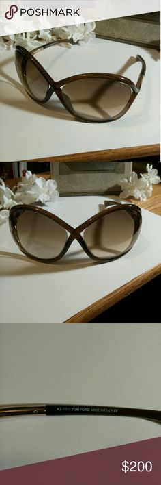 f4d38611f6 Tom Ford Whitney Oversized Soft Round Sunglasses Whitney glasses in the  color