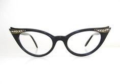 1c198b0c3 These are a pair of beautiful Marine eyeglasses frame. Great Hollywood  glamor look. They