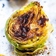 I love brussels sprouts and can make a meal out of them. And anything doused in balsamic, even better. All the vegetables that stink up your house like brussels sprouts, broccoli, kale, and cauliflower are my favorites. There are a couple restaurants in San Diego that make fried brussels sprouts and along with a cheese …