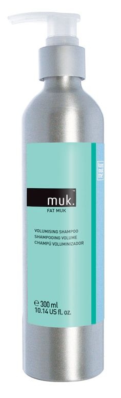REVIEW: Fat Muk Volumising Hair Shampoo and Conditioner