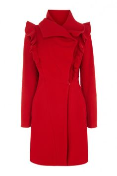 Best Winter Coats Fashion Pictures | Marie Claire Oasis, £120