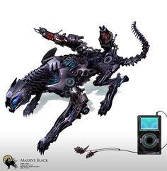 Transformers concept http://massiveblack.com