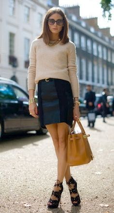 really need a leather skirt for fal
