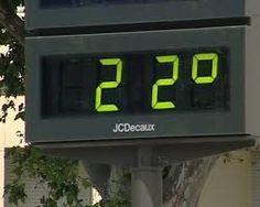 Bajada de temperaturas durante el fin de semana con máximas por debajo de los 30º