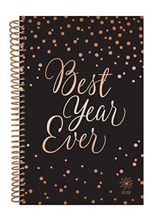bloom daily planners 2018 Calendar Year Daily Planner...