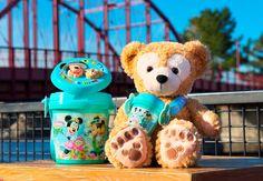 Duffy & Popcorn Bucket