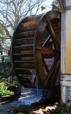 Water Wheel!