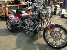 Softail trike by ZeelDesign Motorcycle, Vehicles, Rolling Stock, Motorbikes, Motorcycles, Vehicle, Engine, Choppers