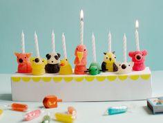 so cute - gummy candy menorah » Dinner: A Love Story