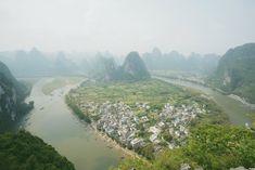 Rosvo- ja poliisileikki joella ? tervetuloa Kiinaan!