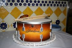 Drum cake | Snare Drum Cake Graphics Code | Snare Drum Cake Comments & Pictures