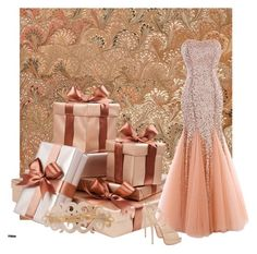 """""""174. New Years Party"""" by kristina-lindstrom ❤ liked on Polyvore featuring France Luxe and Christian Louboutin"""