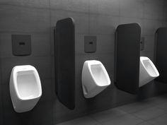 Designed to offer architects and designers a distinctive edge to their the Designer Urinal is here! Man Bathroom, Office Bathroom, Bathroom Toilets, Washroom, Bathroom Ideas, Restroom Design, Dental Office Design, Gym Design, Church Interior Design
