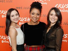 chasing life cast