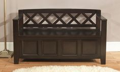 Groupon - $ 149.99 for a Simpli Home Entryway Storage Bench (Up to $ 399.99 List Price). Multiple Styles. Free Shipping and Returns.. Groupon deal price: $149.99