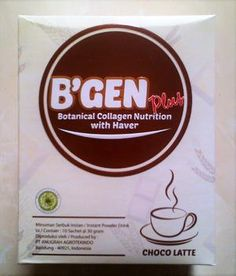 B'GEN (Botanical Collagen Satoimo with Haver) BENEFIT DARI PRODUK MINUMAN B-GEN : 1. Kandungan BOTANICAL COLLAGEN…