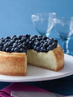 6 Blueberry Dessert Recipes