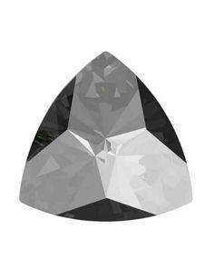 Crystal Silver Night F Kaleidoscope Triangle 4799 Swarovski Swarovski, Fancy, New Trends, Serenity, Reflection, Triangle, Creativity, Spring Summer, Joy