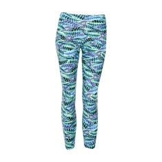 Pattern Legging Loose Leaves  In Stock: 1 x Medium and 1 x Small   $91
