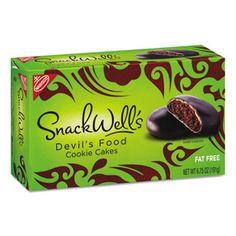 Snackwell's Cookies, Devils Food, 6.75 Oz Box, 12/carton
