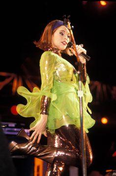 Deee-Lite's Lady Miss Kier, 1991