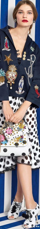 Dolce & Gabbana Spring Summer 2017