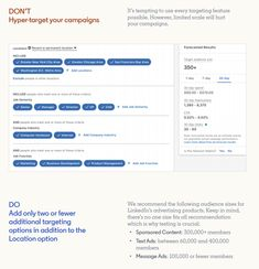 LinkedIn Publishes Updated Guide to its Ad Targeting Options | Social Media Today Linkedin Advertising, Find Work, Target Audience, Definitions, Ads, Social Media, Social Media Tips, Social Networks
