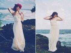 Velvet Heart Wedding Dress via Honestly WTF