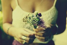 Jess and Marius - Flower Power Wedding Images, Wood Watch, Flower Power, Wooden Clock, Wooden Watch