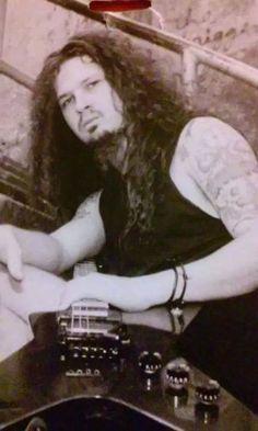 Dimebag Darrell............................ Vinnie Paul, Black Metal, Nu Metal, Metalhead, Paul Abbott, Much Music, Dimebag Darrell, Black Label Society, Extreme Metal