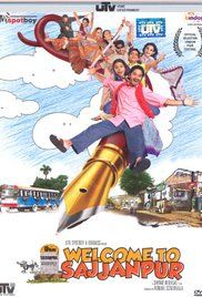 Welcome To Sajjanpur Full Movie Watch Online. An educated man spends his days writing letters for the varied inhabitants of his small, poor, and illiterate village, in this political and social satire.