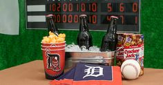 Detroit Tigers Party Supplies