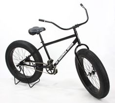 Fat Sand Bikes: Fat Boardwalk Cruiser