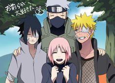 Team 7 back together again ;--;