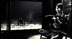 Sin City Dir: Robert Rodriguez, Frank Miller (Guest director Quentin Tarantino) DoP: Robert Rodriguez Year: 2005