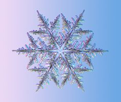 Photograph Snow Flake - Kar Tanesi by Volkan Kundurayapan on 500px