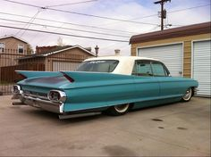 1960 Cadillac Coupe De Ville Axis Wheels The Result Of