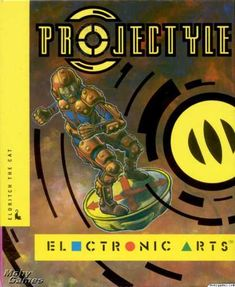 Atari ST Games - Projectyle