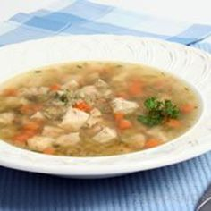 Quinoa Soup Recipe - From ZipList & Recipe Tips