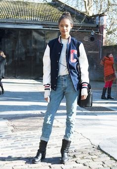 Beyond+Football:+15+Letterman+Jackets+for+Every+Budget+via+@WhoWhatWear