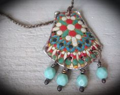 tin jewelry – Etsy