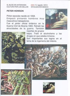 PETER HOWSON - encina 3