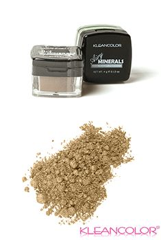 Airy Minerals Loose Powder Eyeshadow - Glory